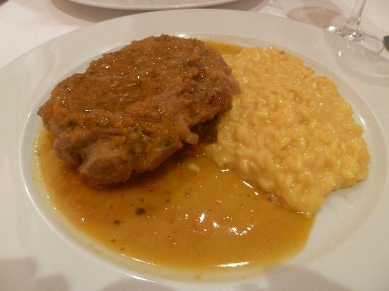 Fontanarosa: Dish I DISLIKED