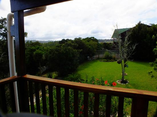 Lavender Hill Guest House: The best view in the morning
