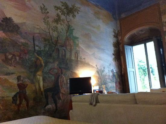 Palazzo Magnani Feroni : Bedroom
