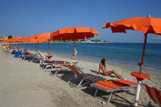 Briatico, Italy: Spiaggia