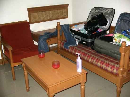 Sealord Hotel Cochin : Complimentary Fresh Juice