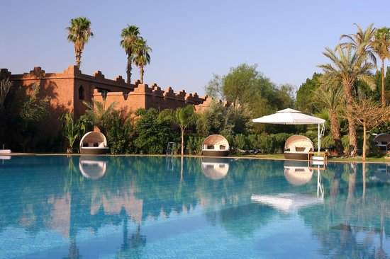 Es Saadi Marrakech Resort - Palace: Swimming pool