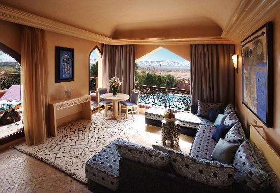 Es Saadi Marrakech Resort - Palace: Deluxe Suite