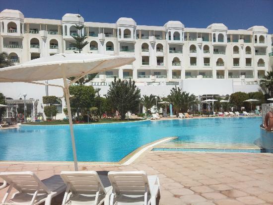 hôtel el mouradi hammamet