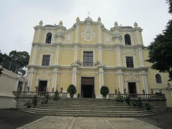St. Joseph Seminary and Church: サン・ジョセ修道院聖堂