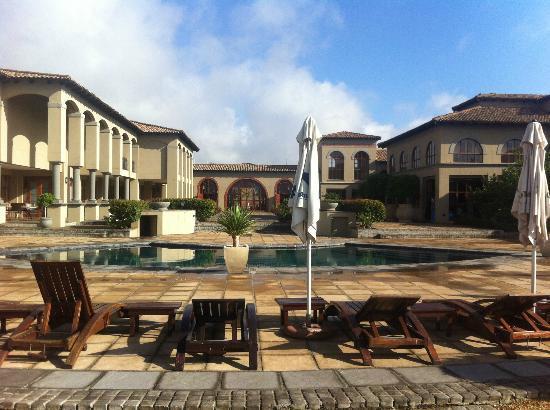 Sante Hotel & Spa: Hotel pool