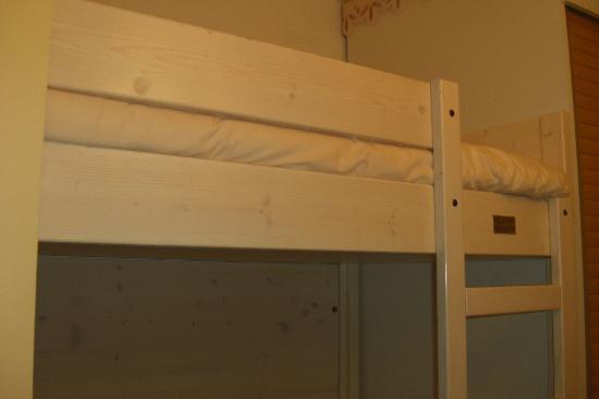 Mercure Courchevel: Bunk beds