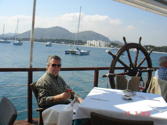 Hotel Roc Boccaccio: El restaurante citado