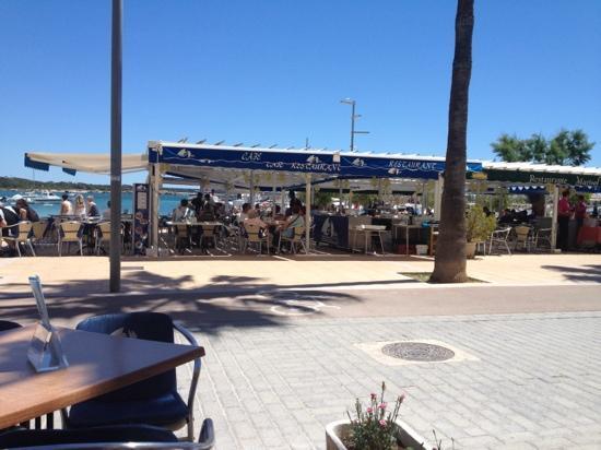 restaurante Port Blau