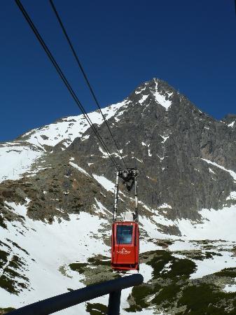 Hotel International: Lomnicky Peak