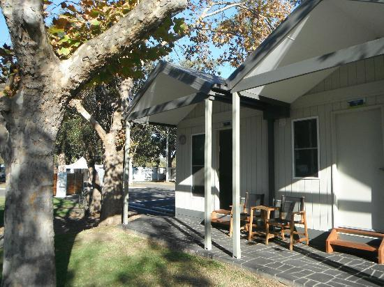 Victor Harbor Beachfront Holiday Park: Studio at Victor Harbour Beachfront Holiday Park