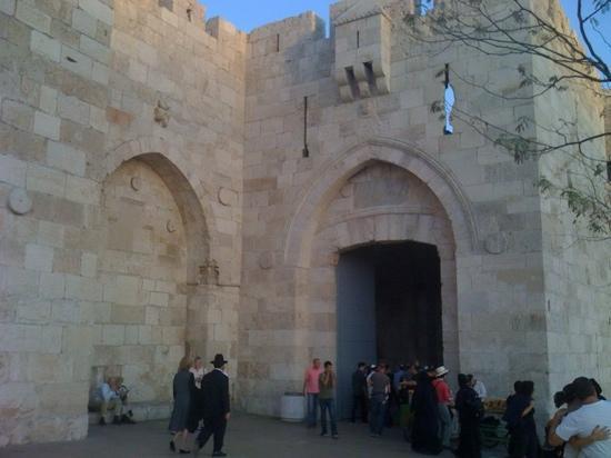 Jaffator (Bab al-Khalil): puerta de iafo