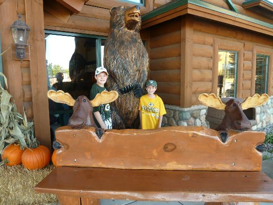 Tundra Lodge Resort Waterpark & Conference Center: ditto!