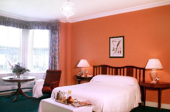 Foyles Hotel: Double Room