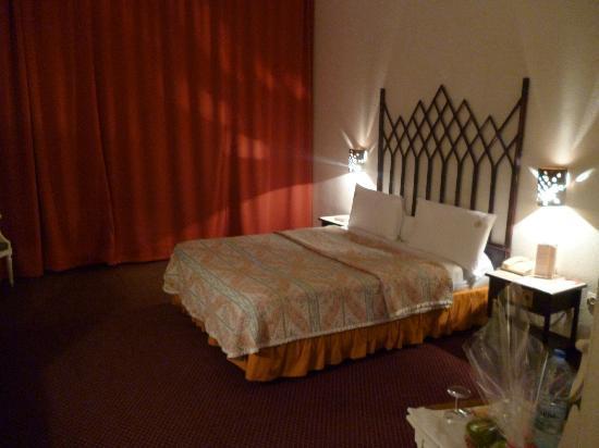 Hotel Akwa Palace : chambre 533