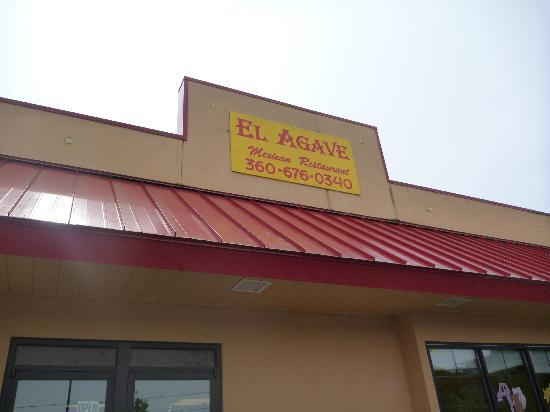 El Agave : SIGN
