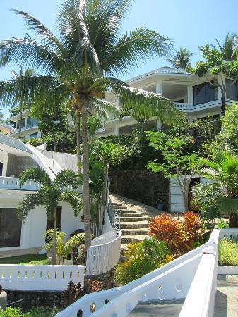 Argonauta Boracay: Hotel View