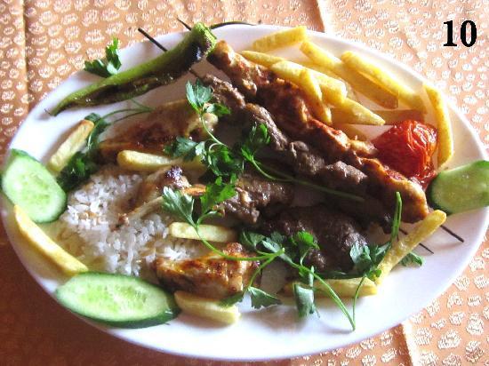 Kale Terrasse Restaurant: harun2mumcu@hotmail.com
