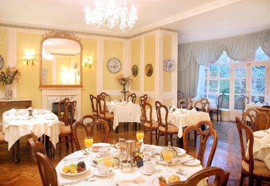 Foyles Hotel: Breakfast Room