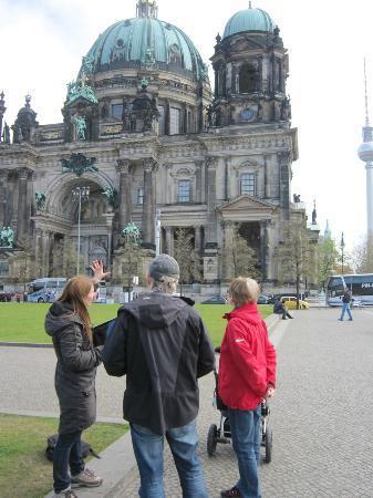 Explore Berlin Tours: Berliner Dom