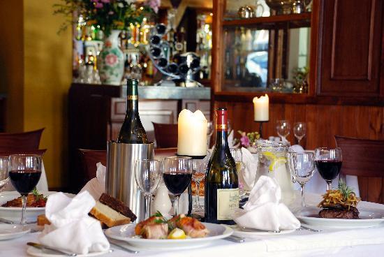 Foyles Hotel: Marconi Restaurant