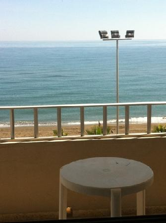 Hotel Elimar: from room balcony