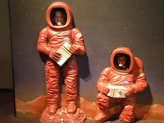 U.S. Astronaut Hall of Fame : ET plus One