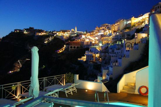 Athina Luxury Suites: View