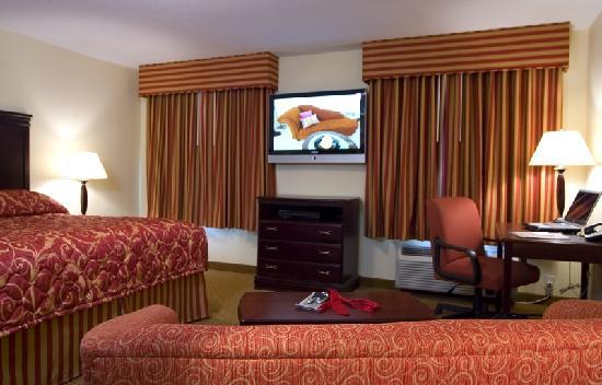 InTown Suites Bowling Green Extended Stay Hotel : King Suite