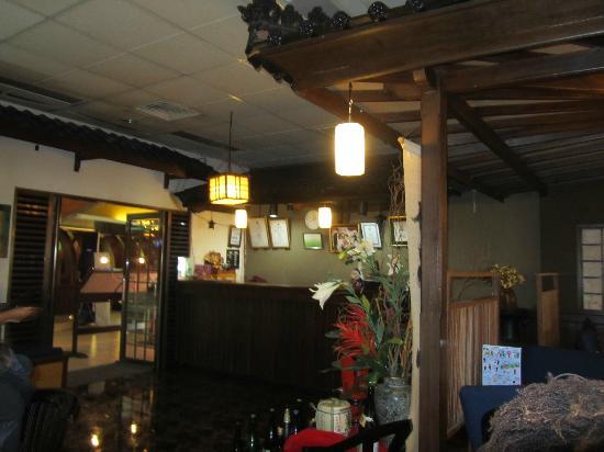 Fukutaro Airport: The Reception / Cashier