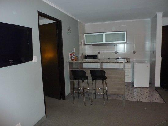 Wyndham Garden Panama Centro Hotel: Kitchen