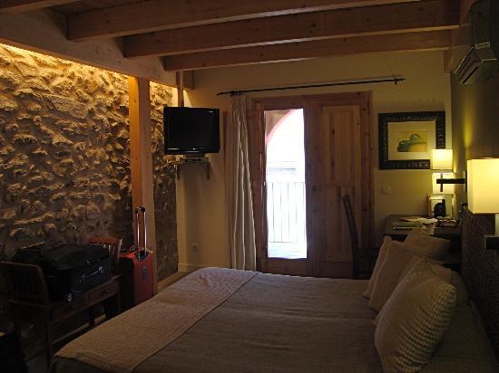 Niu de Sol - Hotel Rural: room