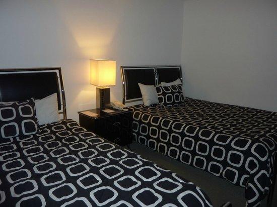 Wyndham Garden Panama Centro Hotel: Bedroom