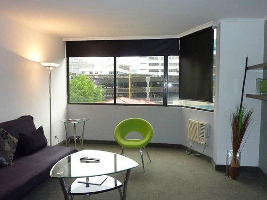 Wyndham Garden Panama Centro Hotel: Living Room