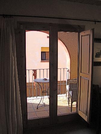 Niu de Sol - Hotel Rural: Balcon
