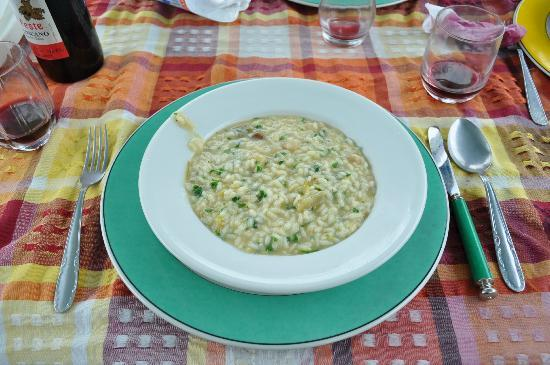 The Spice Lab: Perfect risotto with baby artichokes