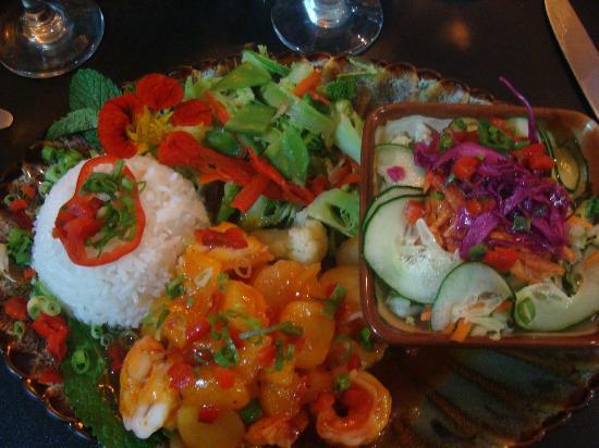 KaiBella: Orange Shrimp