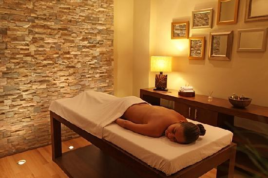 InterContinental Real Managua at Metrocentro Mall: Massage Room