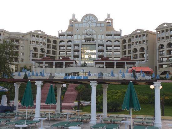 Dyuni, Bulgaria: Main Royal Marina Palace hotel complex