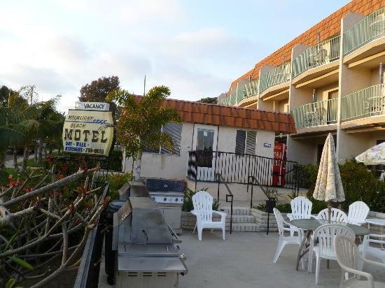 Moonlight Beach Motel
