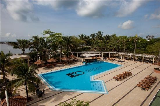 Eko Hotels & Suites: Swimming Pool
