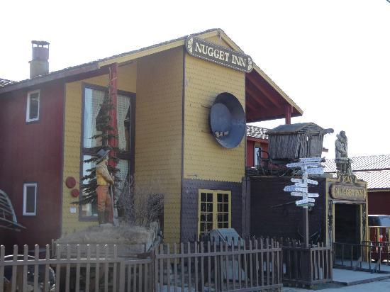 Nome Nugget Inn: The Nugget Inn
