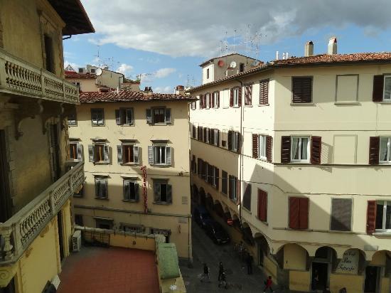Hotel Aldobrandini: Vista desde el Hotel