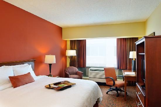 Hampton Inn Philadelphia Center City - Convention Center: King Guest Room