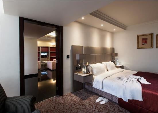 Eko Hotels & Suites: Eko Hotel Diplomatic Suite