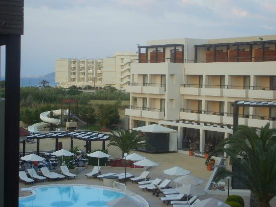 D'Andrea Mare Beach Resort: front view