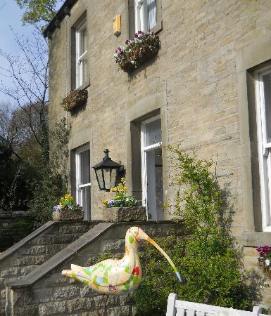Grassington Lodge: Hotel with sculpture
