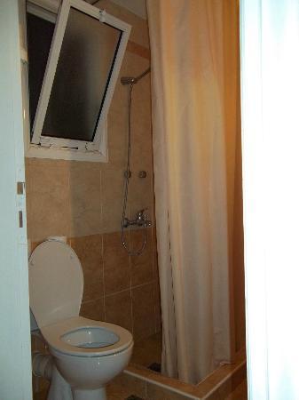 Hotel Aristoteles : Bathroom (Room nr.605)