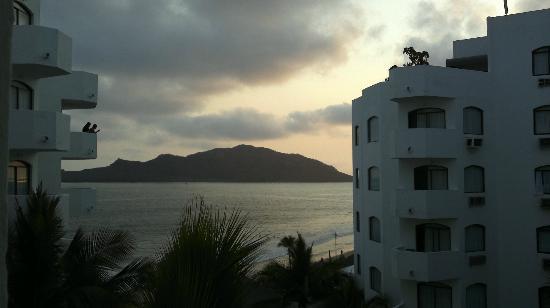 Ramada Resort Mazatlan: vista desde la habitacion