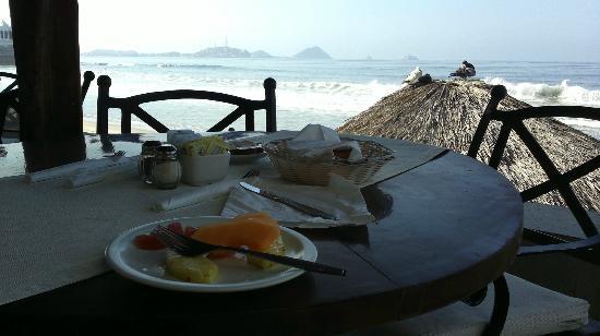 Ramada Resort Mazatlan: desayuno